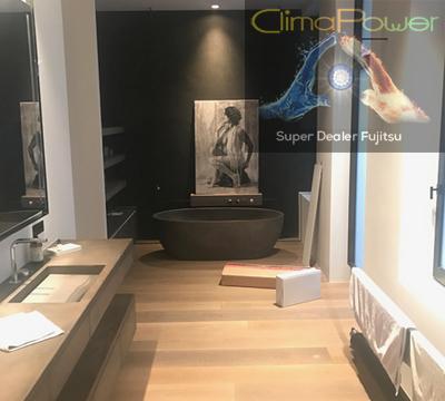 CLIMAPOWER SPRL - Eclairage LED - Chantier monsieur Masson